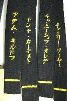 judo Stripe height masters