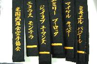 Gojuryu after belt