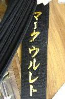 everyday shotokan Stripe height