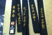 canvas embroidery Kanji