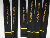 practitioners lapel uniform
