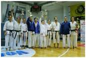 Sensei Moshe Rokah, Traditional Karate Team Israel